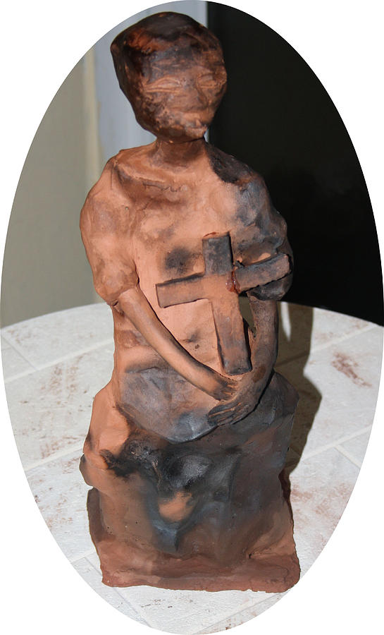 Therese Sculpture  - Therese Fine Art Print