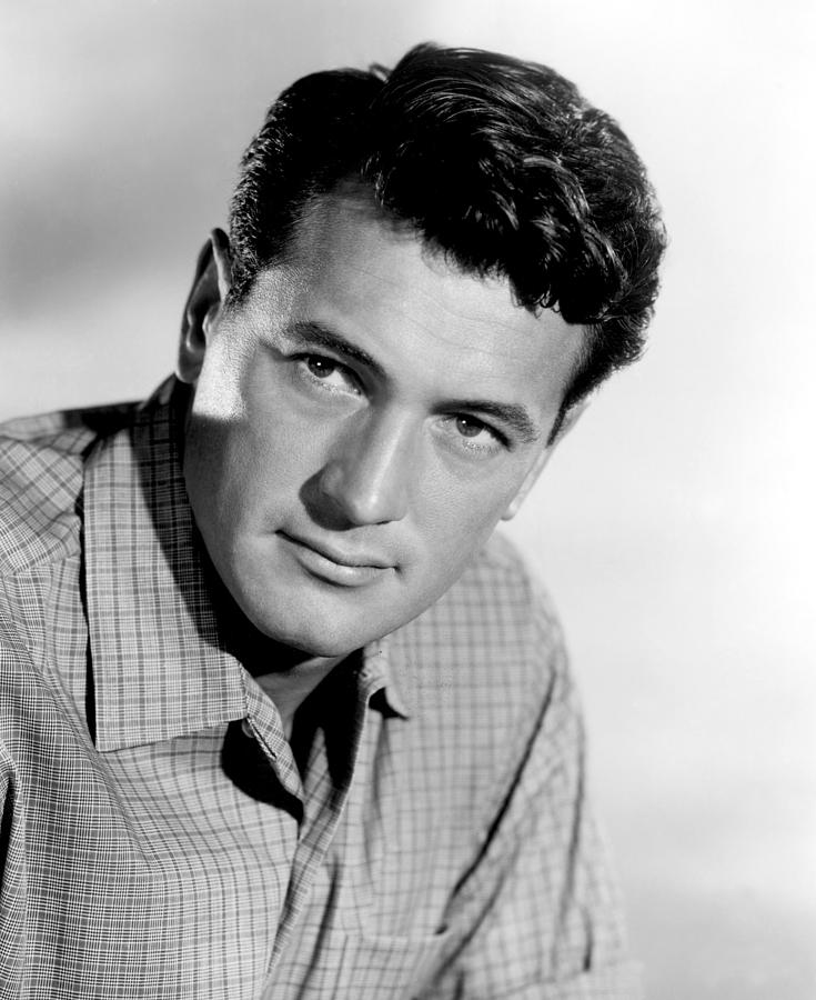 This Earth Is Mine, Rock Hudson, 1959 Photograph