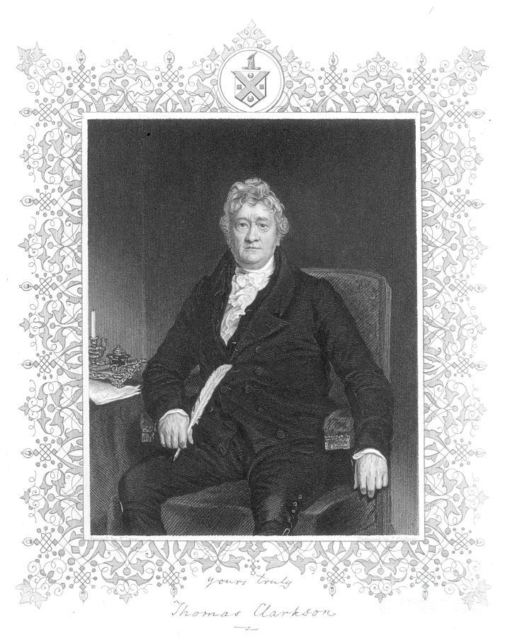 18th Century Photograph - Thomas Clarkson (1760-1846) by Granger