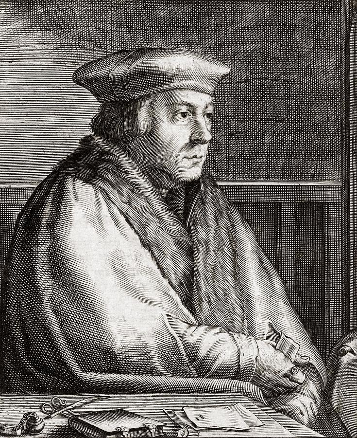 Thomas Cromwell, English Statesman Photograph