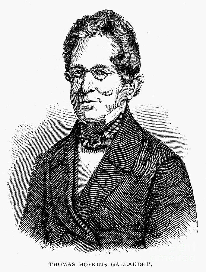 Thomas Hopkins Gallaudet