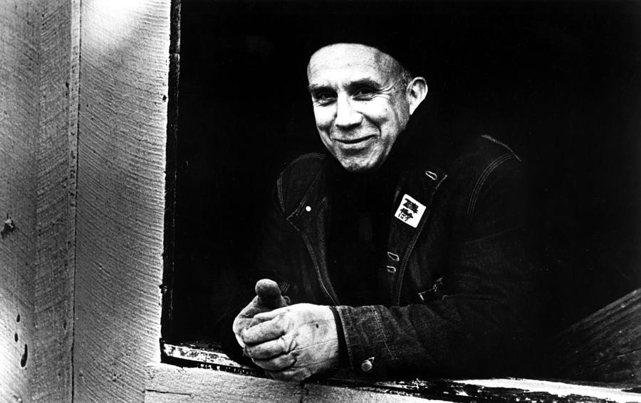 Thomas Merton, 1960s Photograph