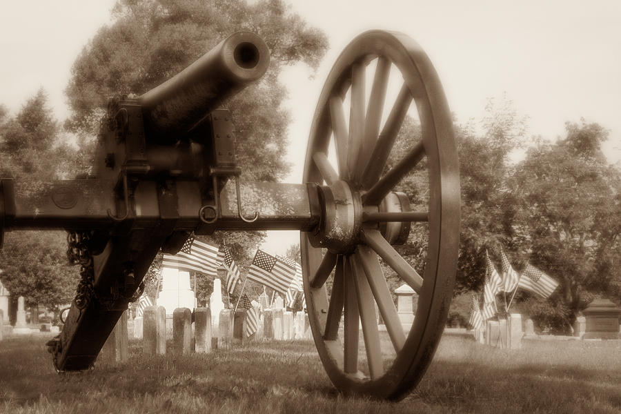 Those Who Served Photograph  - Those Who Served Fine Art Print