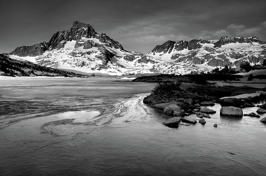 Thousand Island Lake, Mt. Ritter And Banner Peak Photograph  - Thousand Island Lake, Mt. Ritter And Banner Peak Fine Art Print