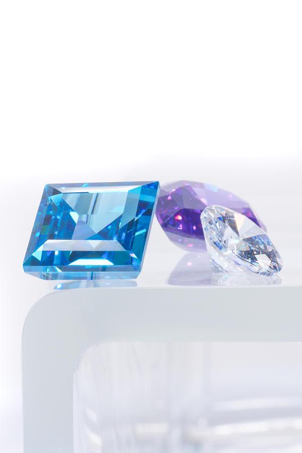 Three Jewel Jewelry