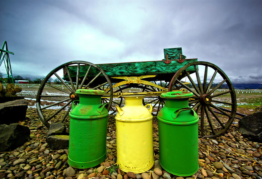 Three Jugs Photograph  - Three Jugs Fine Art Print