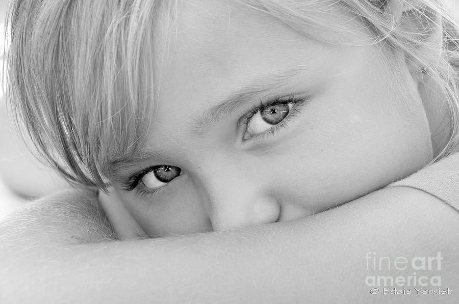 Through The Eyes Of A Child Photograph 