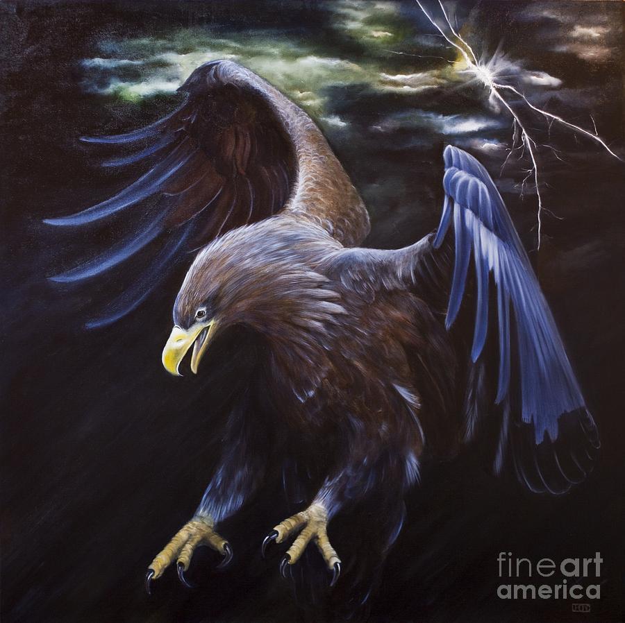 Thunder Painting