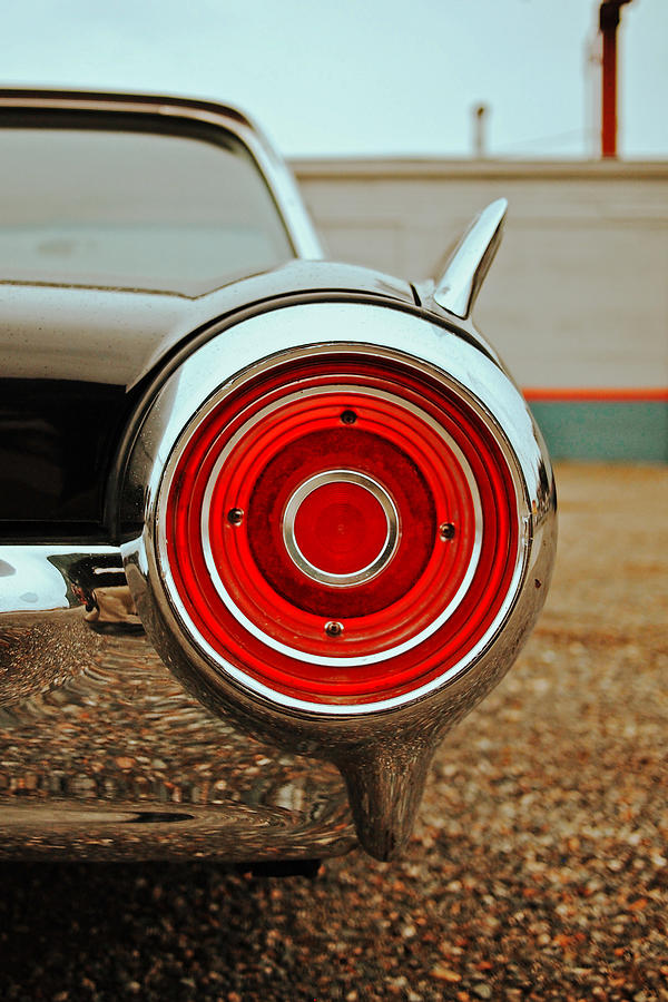 Ford Photograph - Thunderbird Details by Vorona Photography