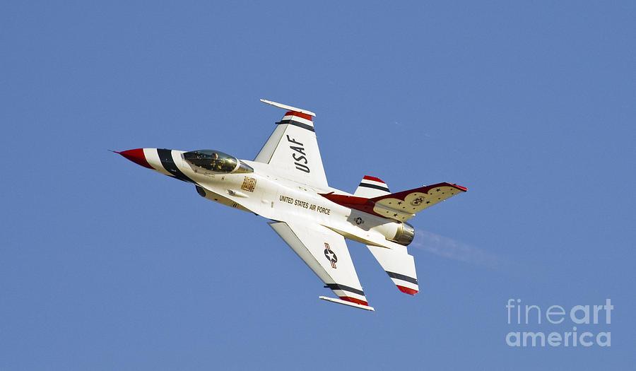Thunderbird Slats Photograph