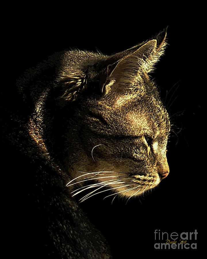 Tiger Within Photograph  - Tiger Within Fine Art Print