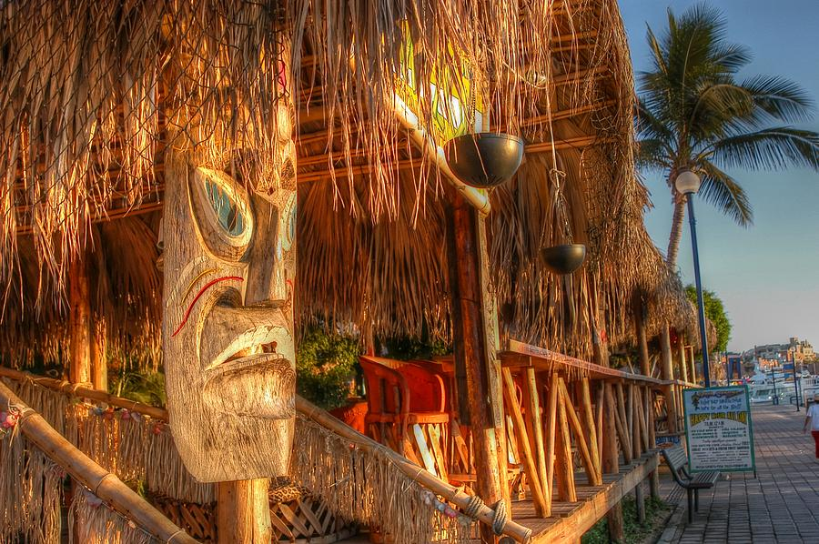 Tiki Time Photograph  - Tiki Time Fine Art Print