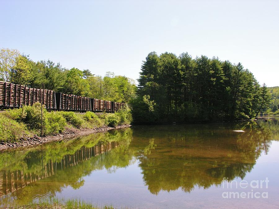 Time For Reflections Photograph  - Time For Reflections Fine Art Print