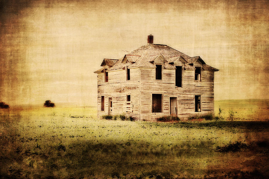 Time Forgotten Photograph  - Time Forgotten Fine Art Print