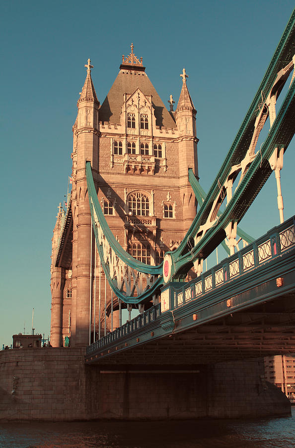 Timeless Tower Bridge Photograph