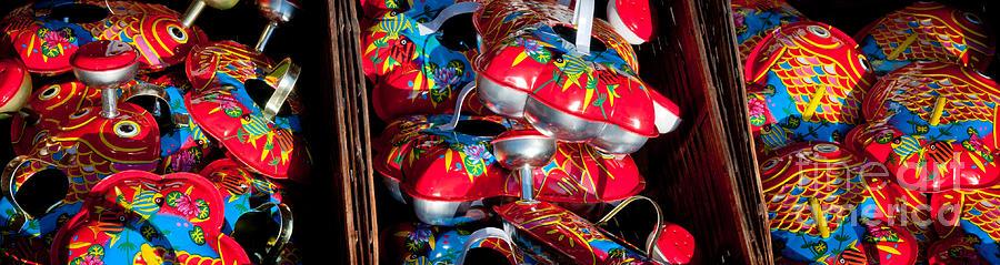 Tin Toys Photograph
