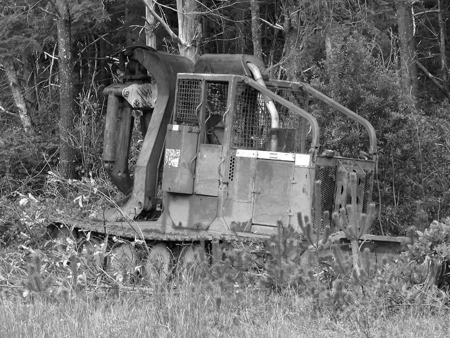 Tired Iron Photograph
