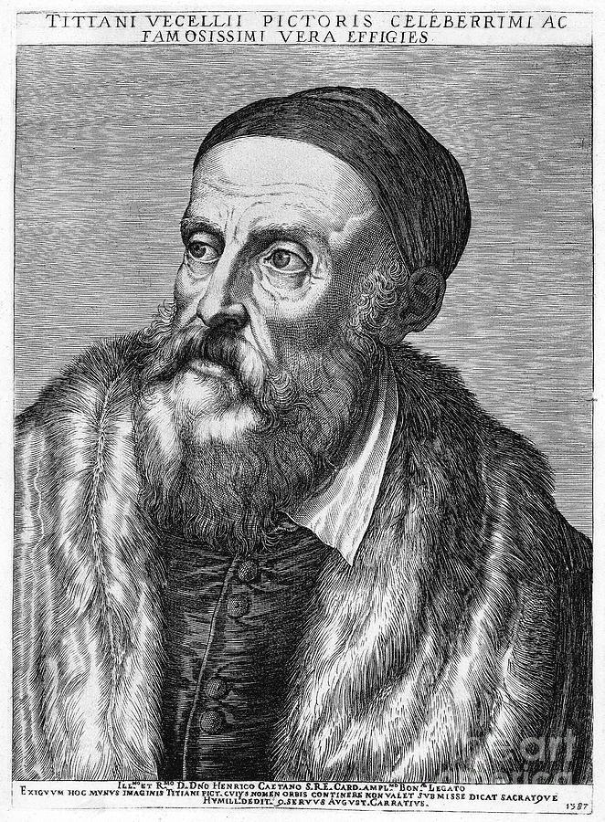 Titian (c1490-1576) Photograph