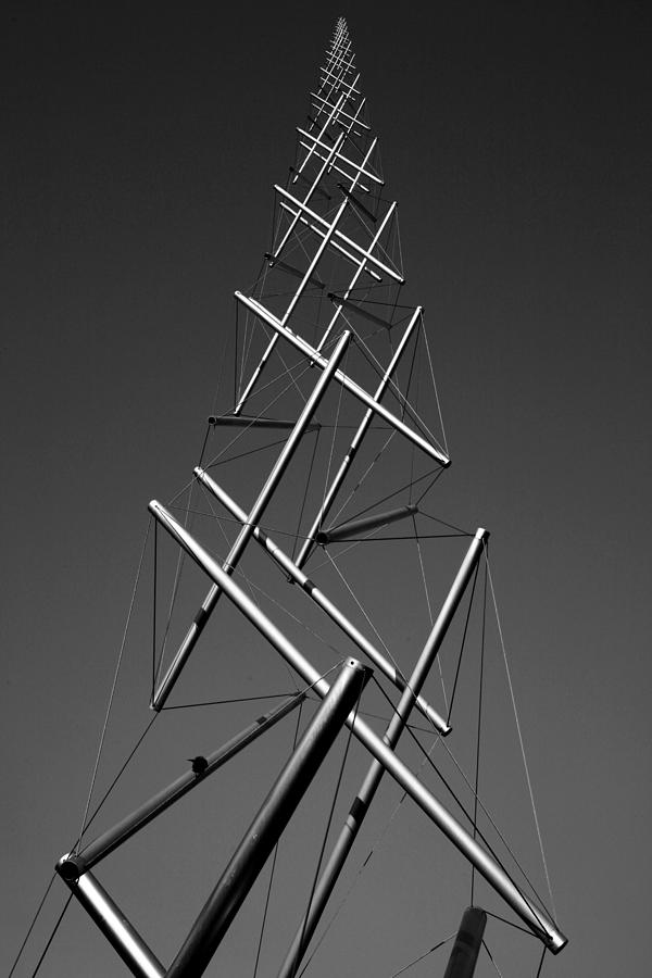 Sculpture Photograph - To Infinity by Steven Ainsworth