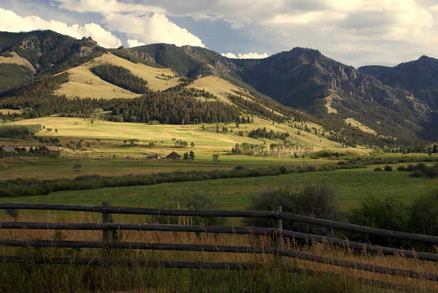 Tom Miner Vista Photograph
