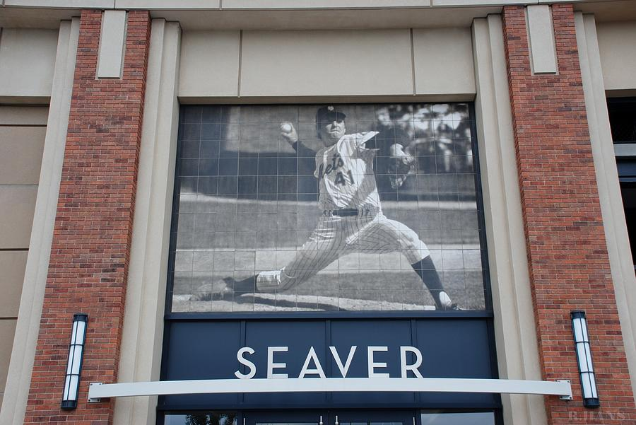 Tom Seaver 41 Photograph