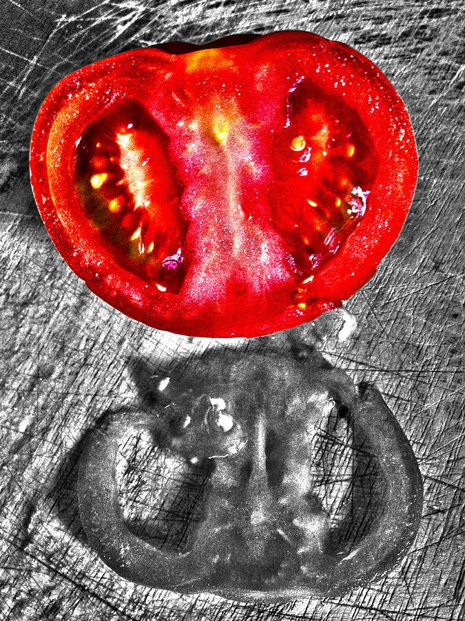 Tomato Photograph