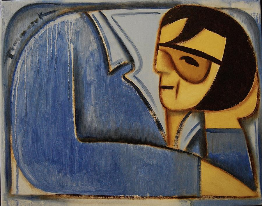 Tommervik Deco Elvis Painting