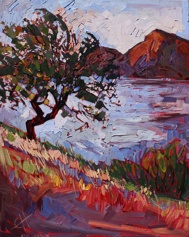 Tonto Lake Painting