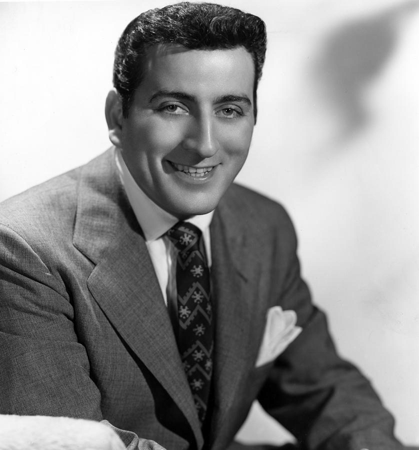 Tony Bennett, C. 1952 Photograph