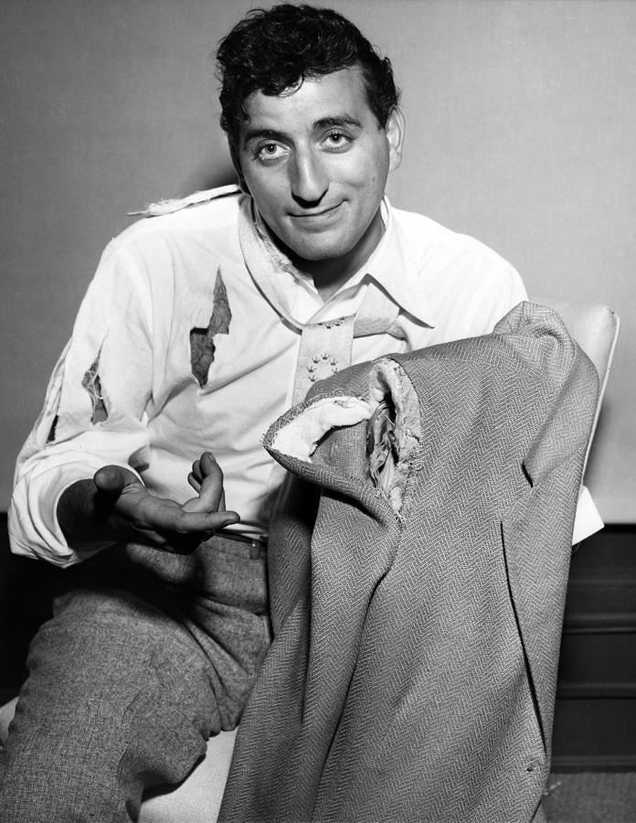 Tony Bennett, C. 1956 Photograph