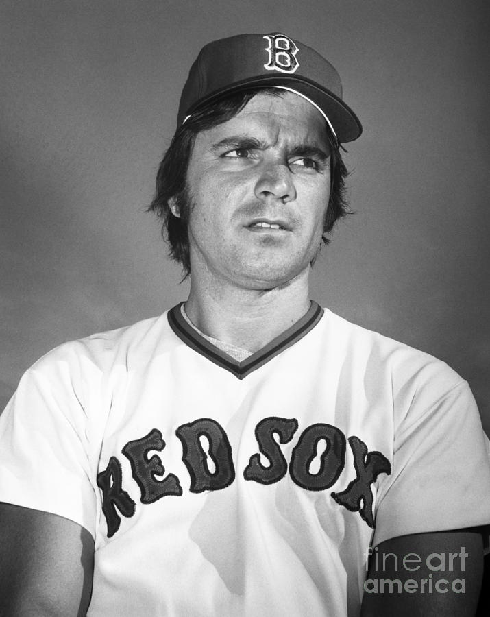 Tony Conigliaro (1945-1990) Photograph  - Tony Conigliaro (1945-1990) Fine Art Print
