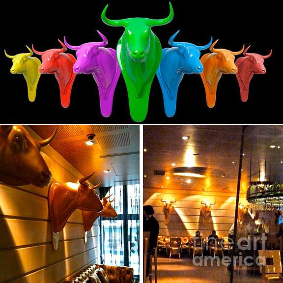 Toros Sculpture
