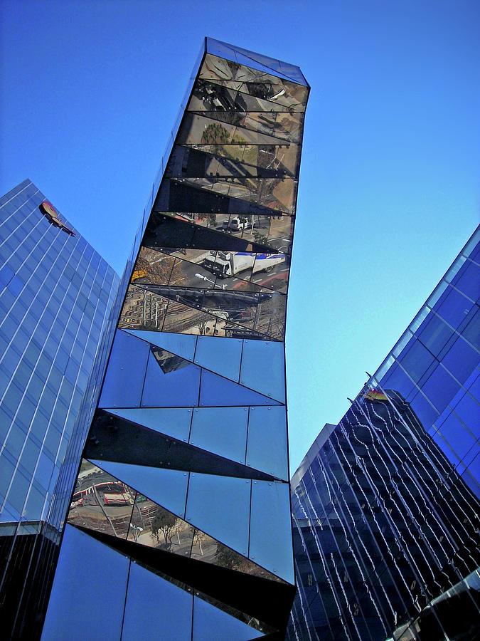 Torre Mare Nostrum - Torre Gas Natural Photograph
