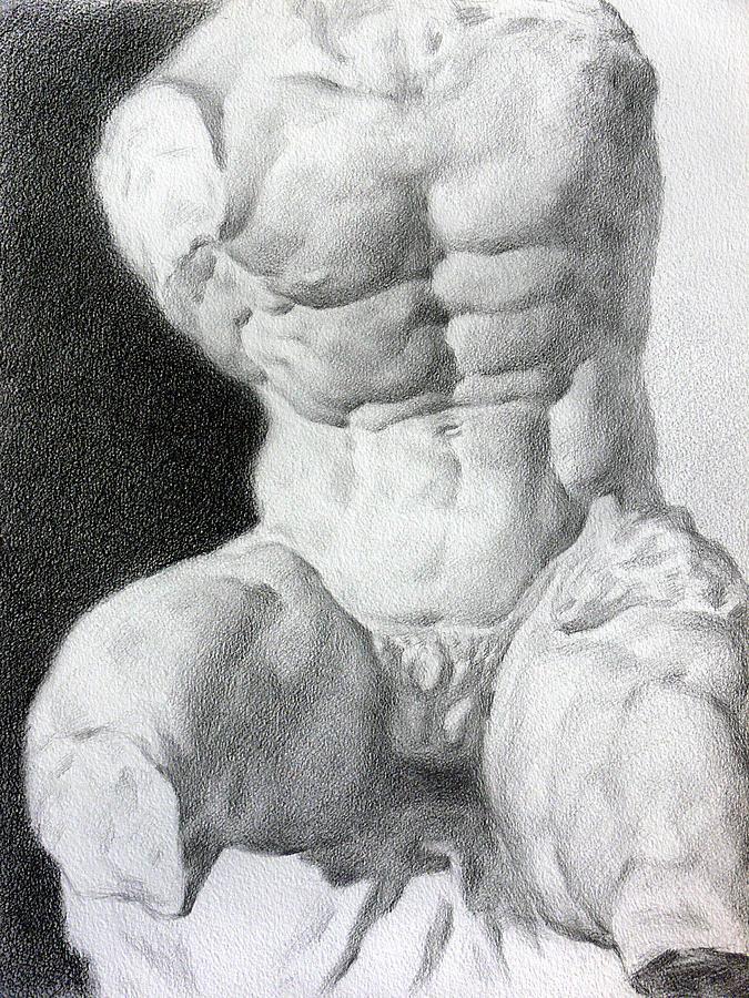 Torso 1 Drawing