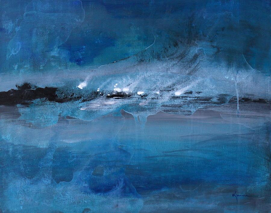 Tortuga Painting - Tortuga Island by Kume Bryant