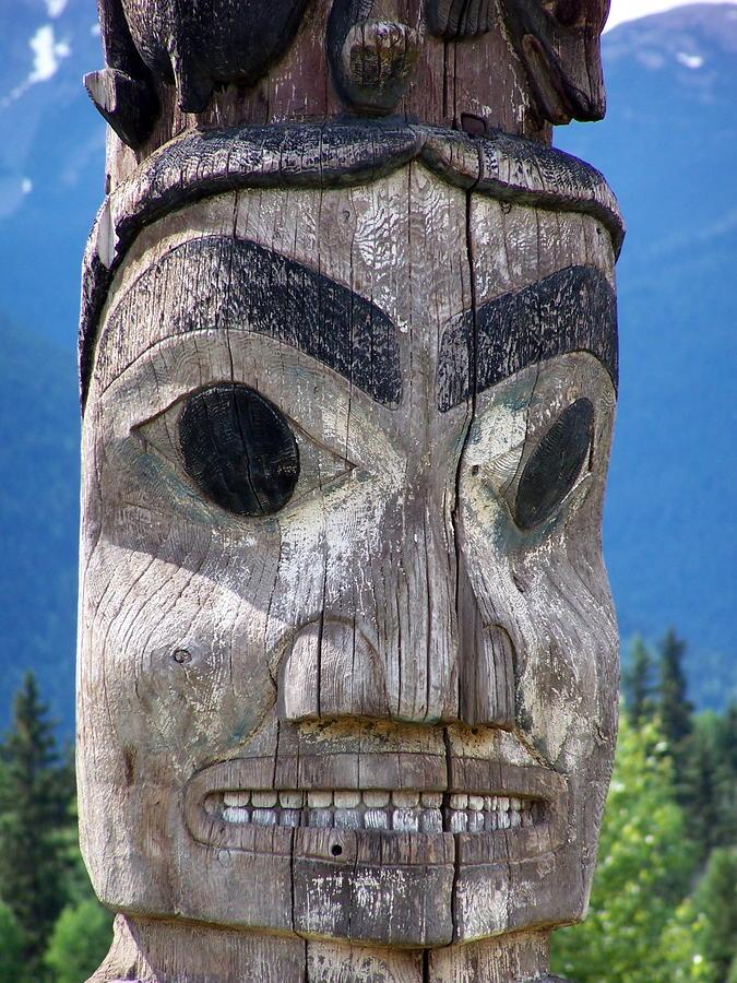 Totem Photograph