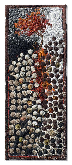Tough Roots Tapestry - Textile