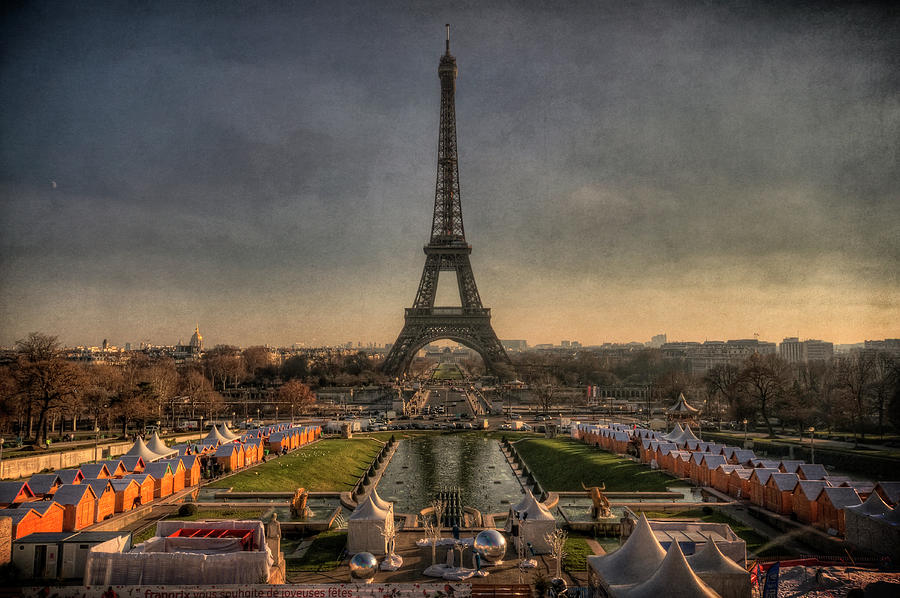 Tour Eiffel Photograph