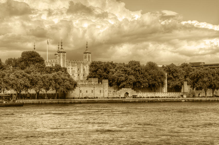 Tower Of London Photograph  - Tower Of London Fine Art Print