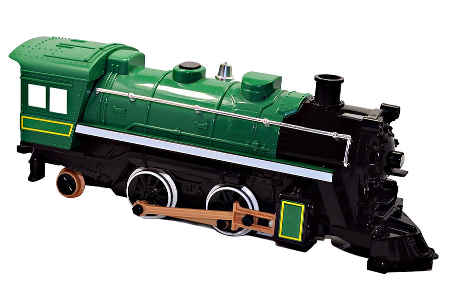 Toy Engine Photograph