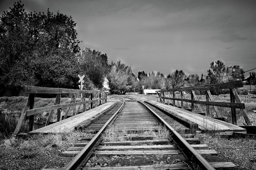 Tracks 2 Photograph