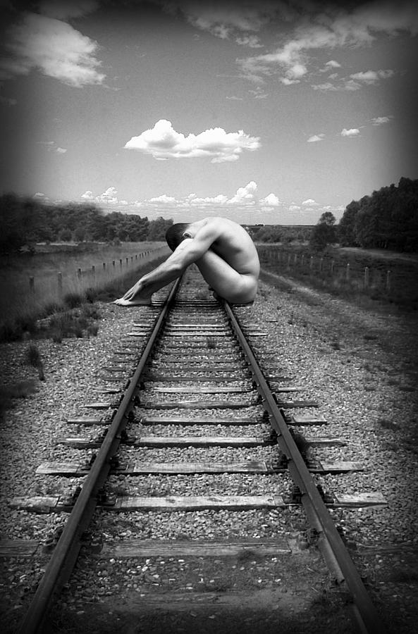 Tracks Photograph