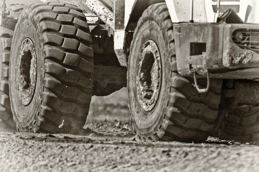 Traction Photograph  - Traction Fine Art Print