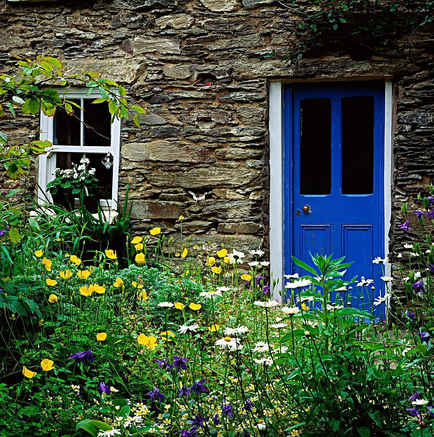 Traditional Cottage, Co Cork Photograph