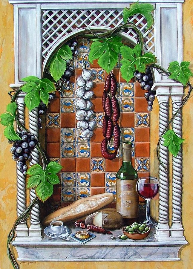 Traditions Painting  - Traditions Fine Art Print