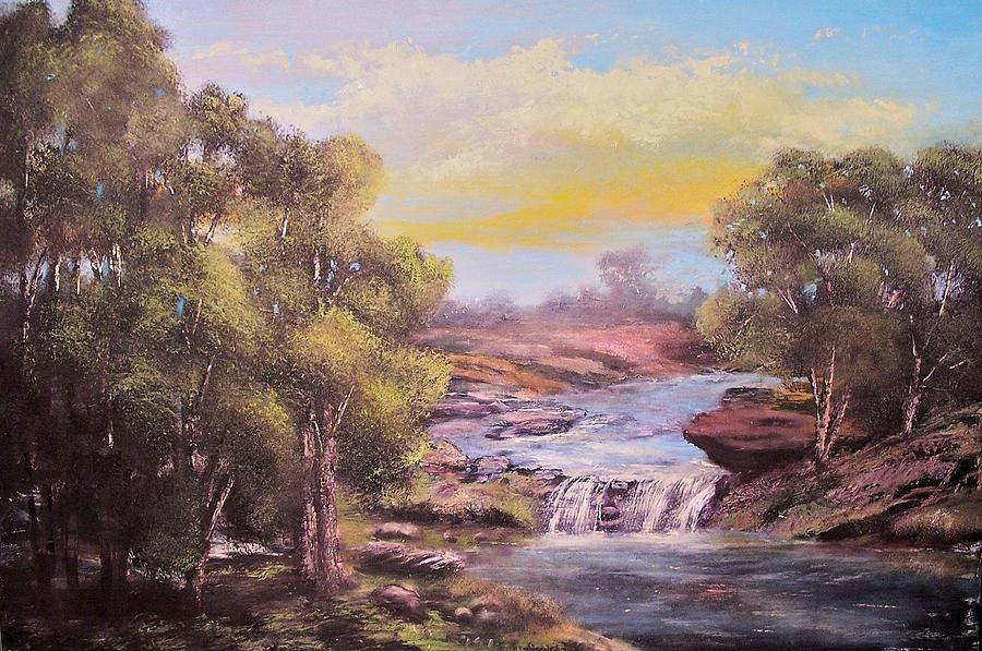 Tranquil Place Painting