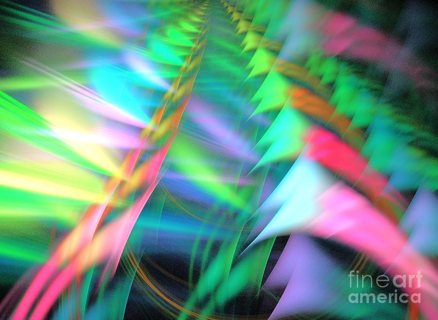 Transcending Digital Art