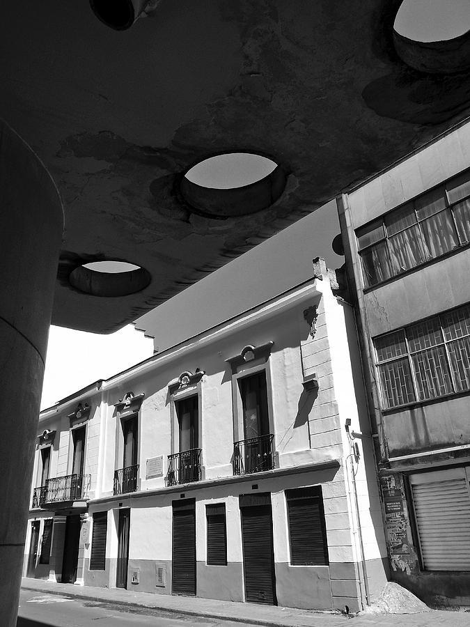 Tres Portales Photograph