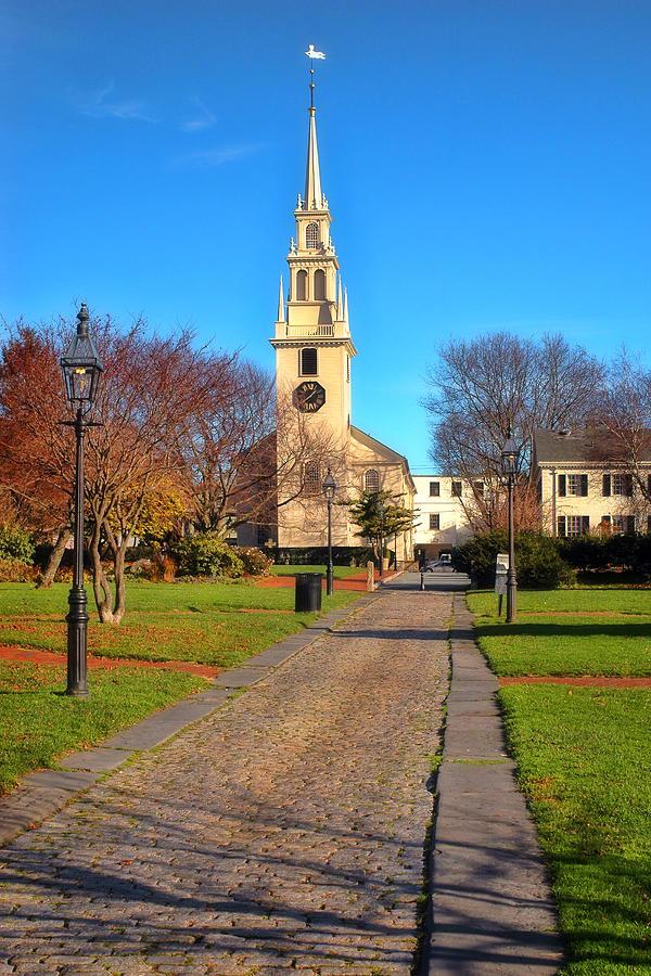 Trinty Church Rhode Island