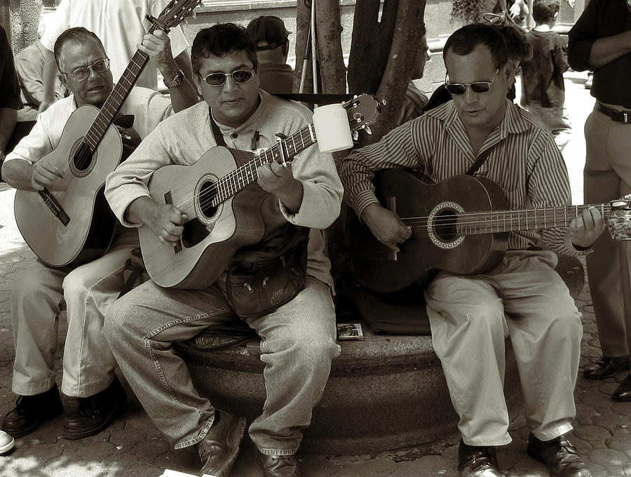 Trio Photograph